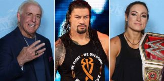Ric Flair Was Concerned About Roman Reigns Losing Respect For Him Over Becky Lynch Row