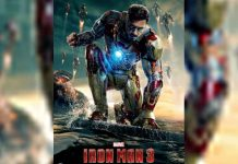 Robert Downey Jr's Iron Man 3 Poster Under Fire! Canadian Comic Book Company Files A Law Suit By Calling It A Rip-Off