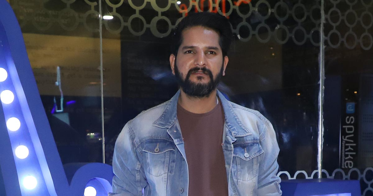 Rohandeep Singh Is All Set To Roll His Dream Project '100 Days In Heaven!'