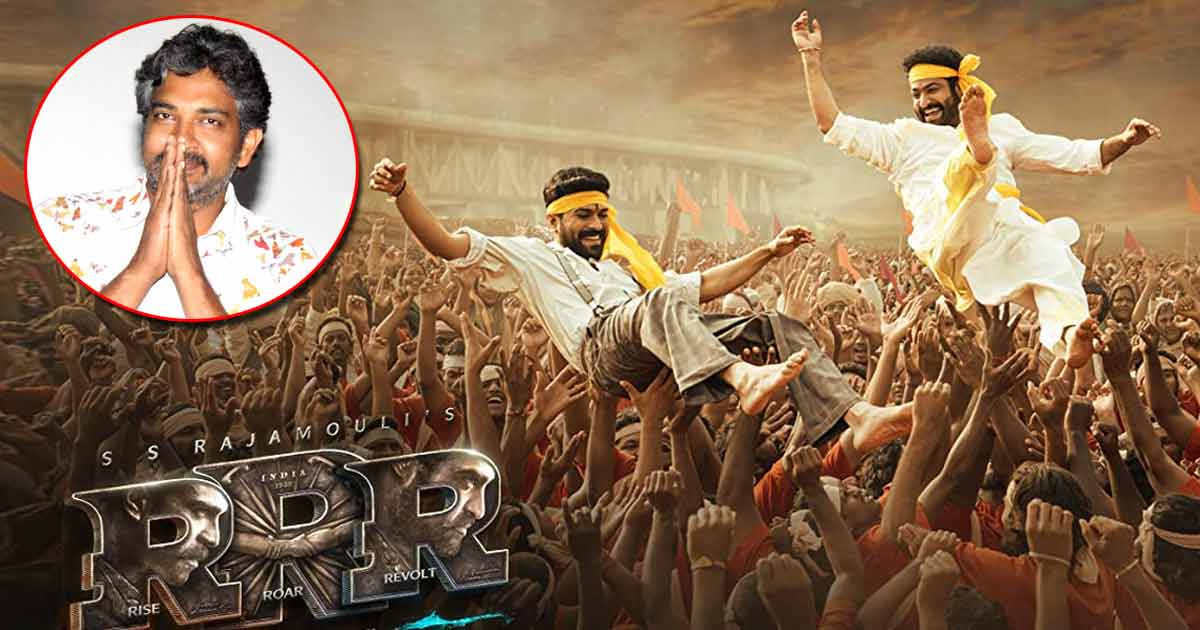 Digital & Satellite Rights Of SS Rajamouli's Film RRR Sold For A Whopping Price Of Rs 325 Crore?