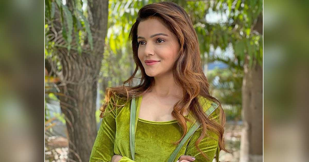 Rubina Dilaik Shares Five Tips To Follow While Recovering COVID-19, Read On