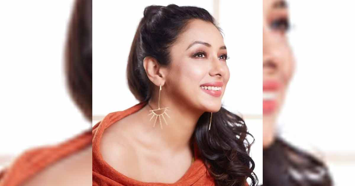 Rupali Ganguly Reacts To Anupamaa Losing No.1 Spot On TRP List