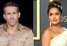 Ryan Reynolds Reveals Being Slapped By Salma Hayek Twice On Hitman's Wife's Bodyguard Sets