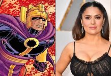 Salma Hayek Opens Up About Being Terrified Of Her Eternals Costume, Says She Wondered If She Would Get A Claustrophobic Attack