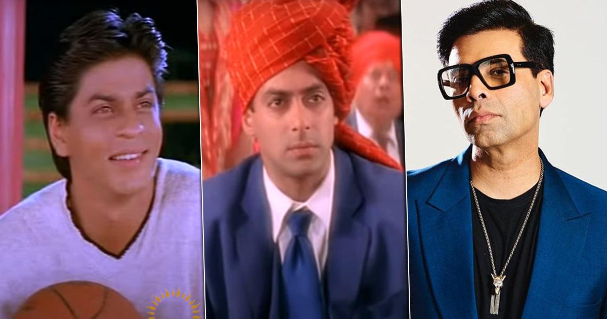 Salman Khan Agreed To Do Karan Johar's Kuch Kuch Hota hai For This Reason