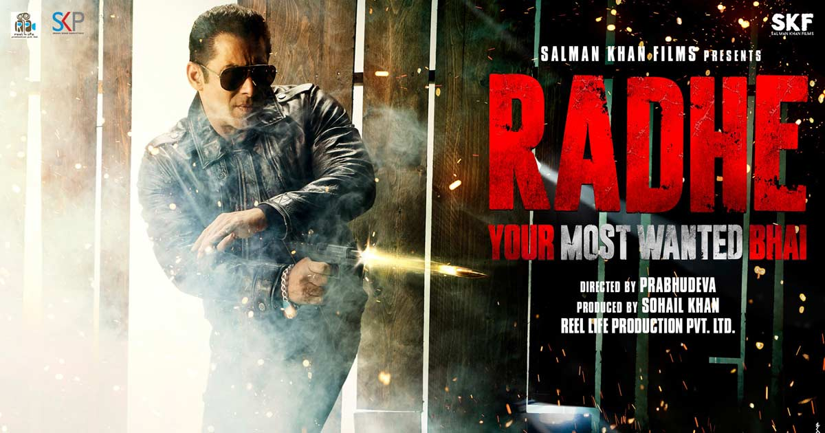 Salman Khan Fans! Radhe Is Having A Grand Premiere In Dubai A Day Before Its Release & Here Are The Show, Location Details