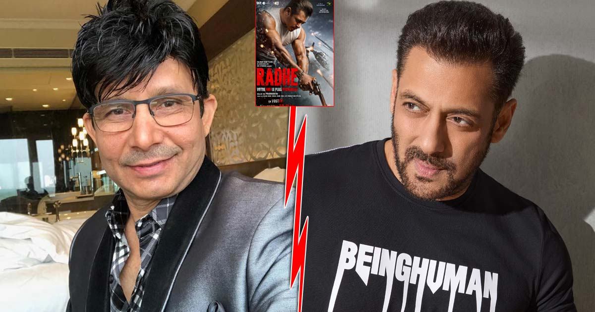 "Salman Khan Files Defamation Suit Against Kamaal R Khan Over Radhe Review; KRK Replies, ""Case Ka Title Acha Rahega – Khan VS Khan"""