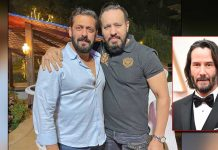 Salman Khan Met Shera Because Of 'John Wick' Keanu Reeves & Here's What Happened Next - Deets Inside