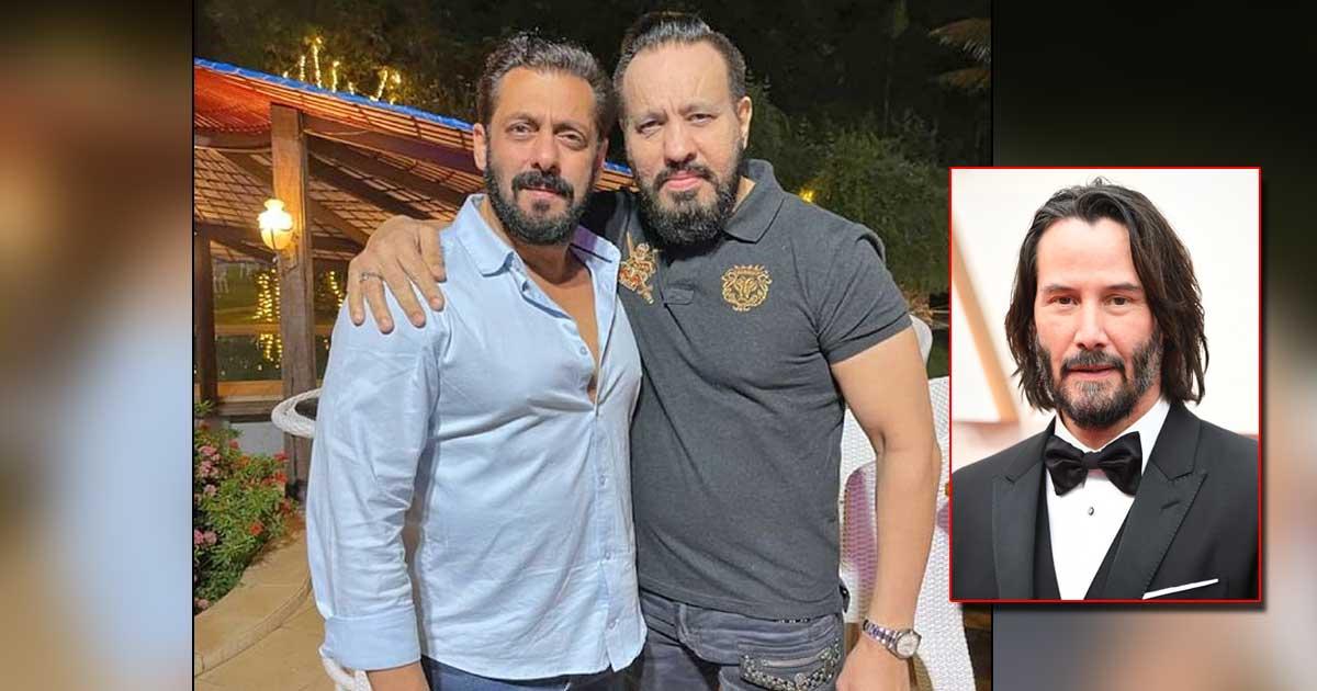 Salman Khan Met Shera Because Of 'John Wick' Keanu Reeves & Here's What Happened Next - Deets Inside