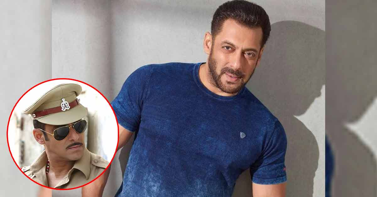 Here's Why Salman Khan Will Never Enact Chulbul Pandey In Real Life