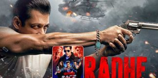 Salman Khan's Radhe Is One Of The Lowest Rated Films On IMDb