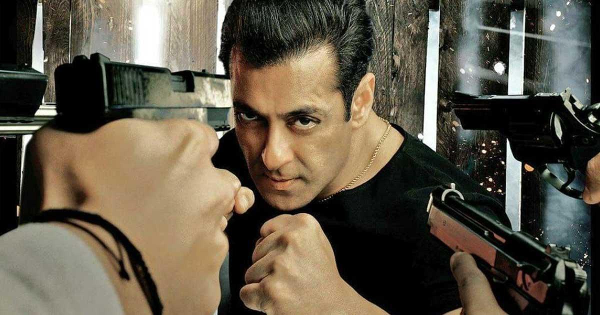 Salman's 'Radhe' hit by piracy on WhatsApp and Telegram, FIR filed