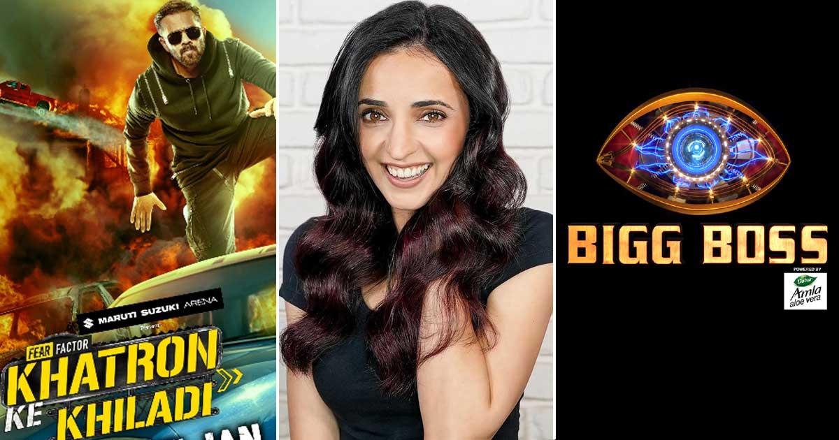 Sanaya Irani Breaks Silence On Being A Part Of Khatron Ke Khiladi 11 & Bigg Boss 15
