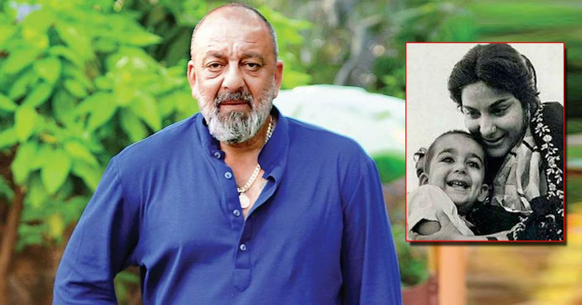 Sanjay Dutt Gets Emotional As He Misses His Late Mother On Her Death Anniversary