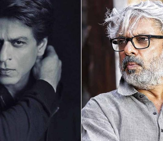Shah Rukh Khan Back In Sanjay Leela Bhansali's Izhaar?