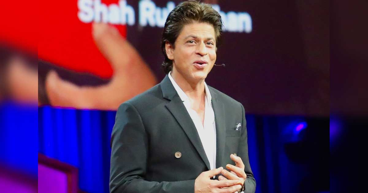 Shah Rukh Khan's Anecdotes From School