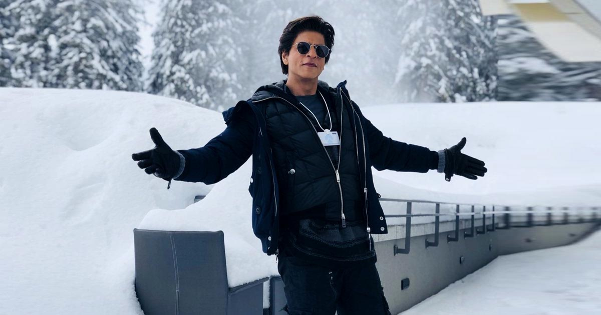 Shah Rukh Khan's Eid wish for fans: Be compassionate
