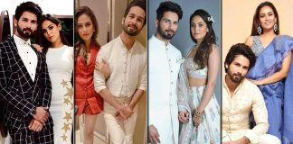 Shahid Kapoor & Mira Rajput's Fashion Game Will Make You Believe It's A Match Made In Heaven