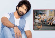 Shahid Kapoor shares his 'picture of happiness'