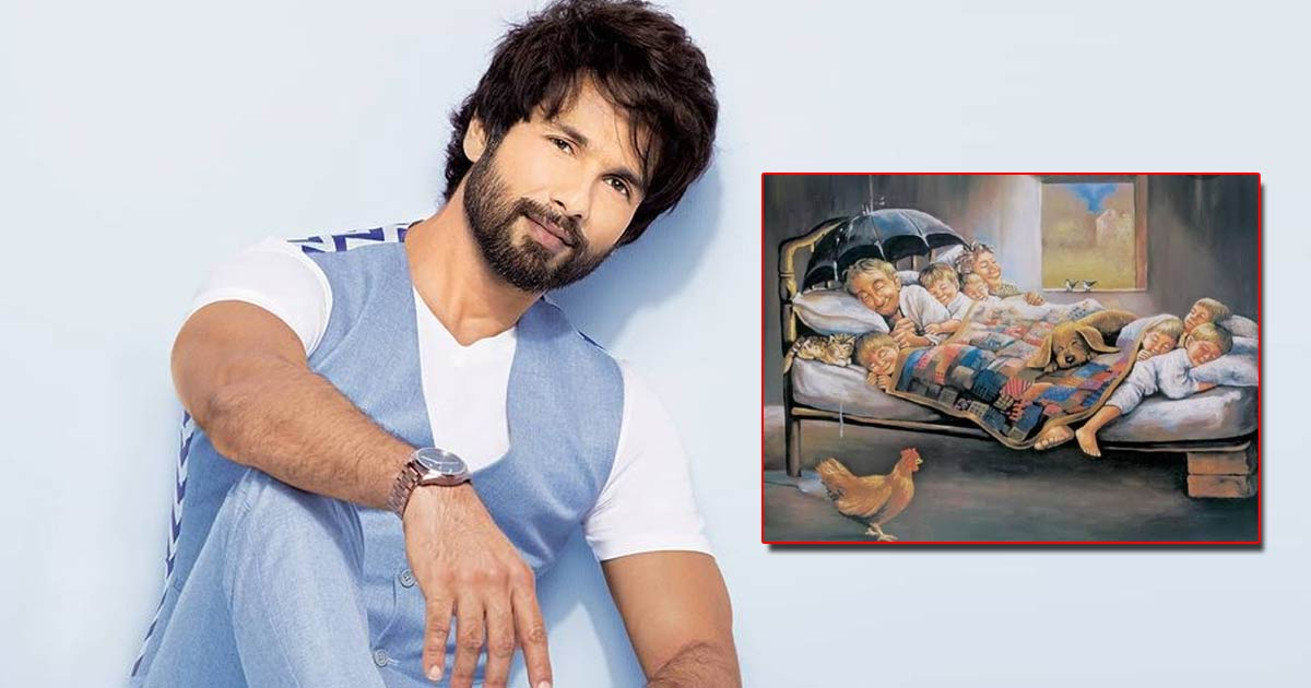 Shahid Kapoor Shares His Version Of Happiness & It's Making Us Emotional!