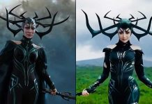 Shilpa Shetty Reimagined As Hela From Thor: Ragnarok By Her Son