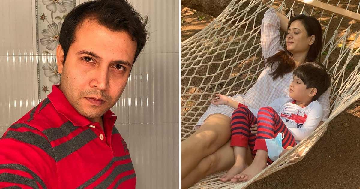 "Shweta Tiwari Leaves For KKK 11, Husband Abhinav Kohli Files An FIR Looking For Their Lost Child & Asks ""Mera Bachcha Kahan Hai?"""