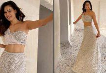 Shweta Tiwari Proves God Is A Woman In Her White Lehenga, See Pics