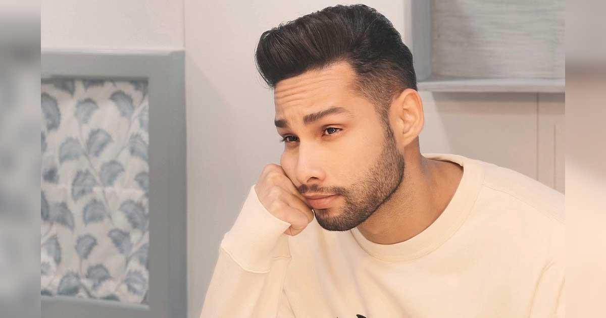 Siddhant Chaturvedi Wants To Watch 2050: A Love Story & We Can't Agree More, Read On