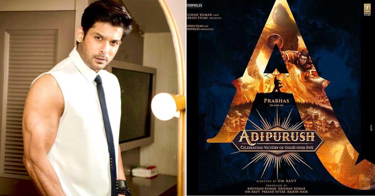 Sidharth Shukla Joins Prabhas' Adipurush?