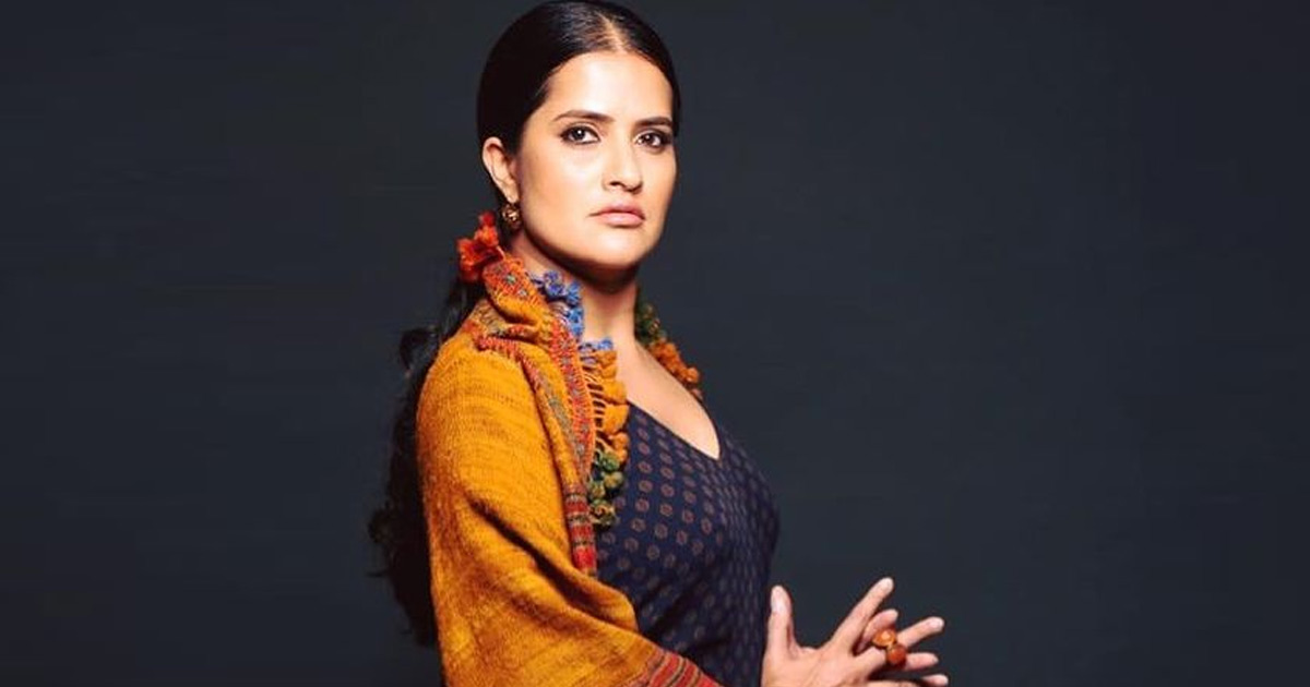 "Sona Mohapatra Explains The Power Of Kohl, Says, ""It Helps Me Deal With The Pain"""