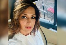 Sonali Bendre suggests fans to indulge in self care