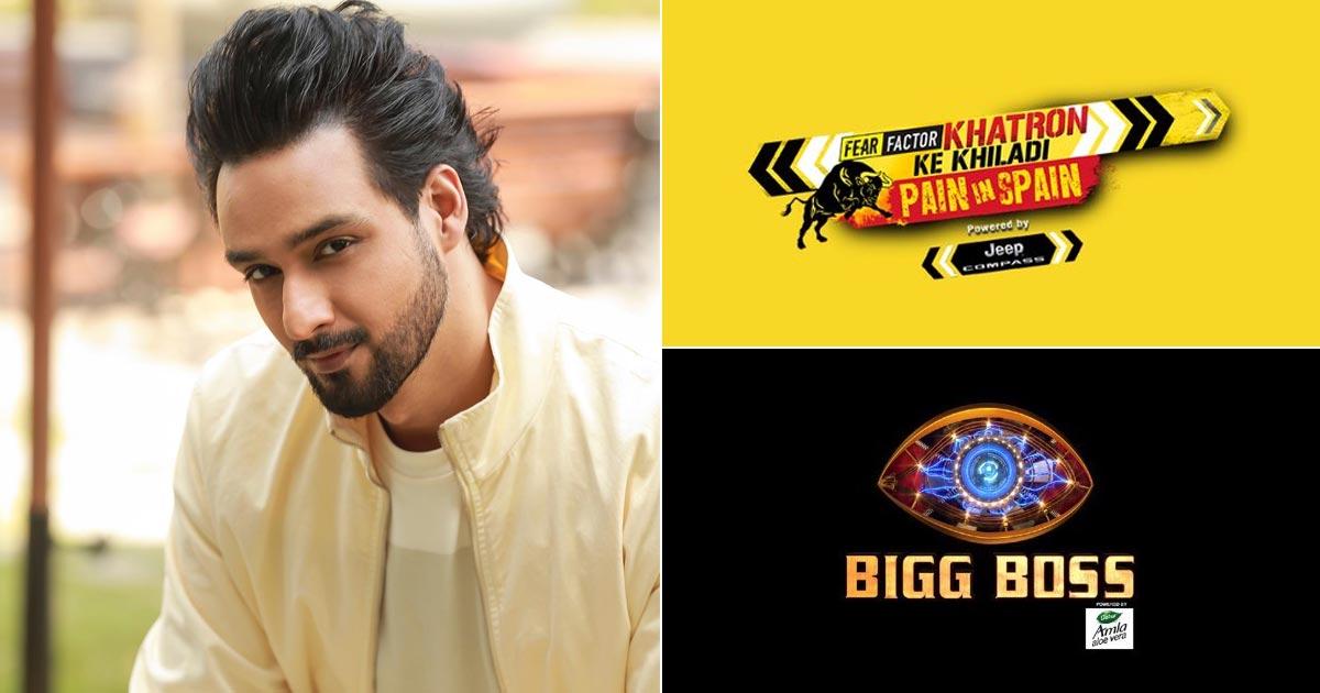 Sourabh Raaj Jain Is Focussed On Khatron Ke Khiladi 11, Unsure About Bigg Boss!