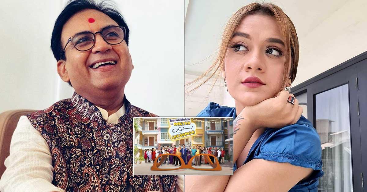 Splitsvilla Fame Aradhana Sharma On Working With Dilip Joshi & Taarak Mehta Ka Ooltah Chashmah Cast!