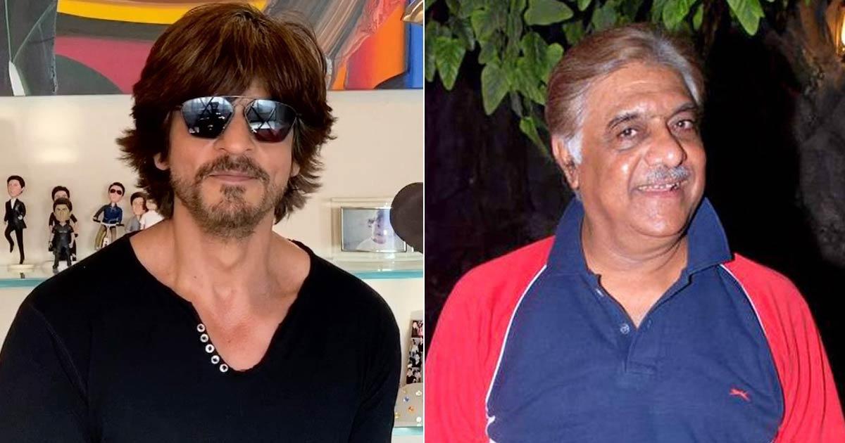 SRK is one of the most down-to-earth actors I've met: Aanjjan Srivastav
