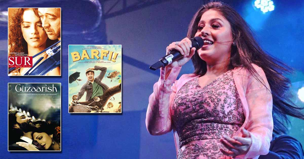 Sunidhi Chauhan Best Songs To Take Away Monday Blues