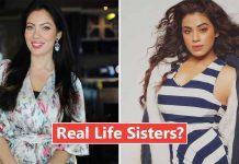 Taarak Mehta Ka Ooltah Chashmah Fact Check #1: Munmun Dutta & 'Bhootni' Mamta Dutta Are Real Life Sisters?