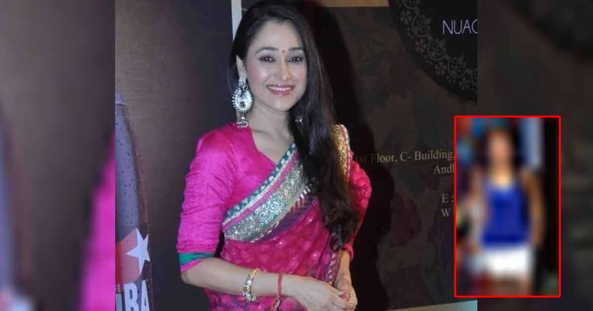 Taarak Mehta Ka Ooltah Chashmah Fame Disha Vakani Once Wore A Bodycon Dress, See Pics