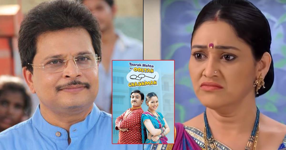 "Taarak Mehta Ka Ooltah Chashmah Producer Asit Kumarr Modi Is Fed Up Of Questions Regarding Disha Vakani's Return; Says, ""I Should Become Dayaben Now!"""