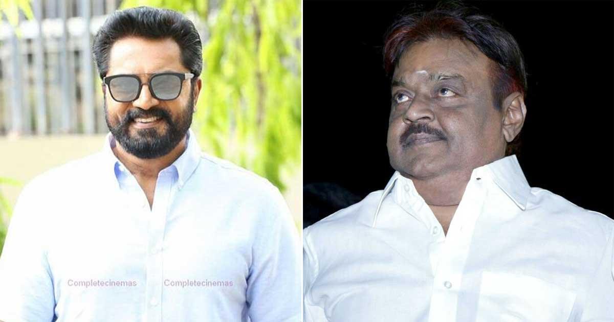 Tamil actor Vijayakanth hospitalised, co-star Sarath Kumar says it is routine check-up
