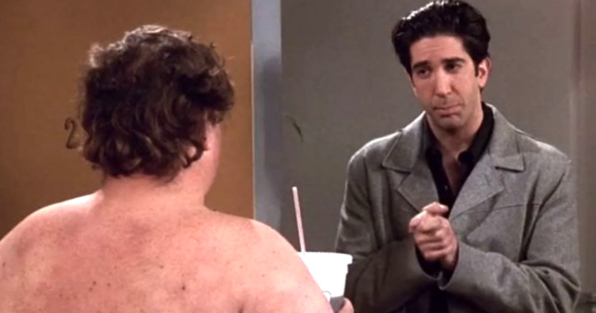The Actor Who Played The Role Of Ugly Naked Guy In FRIENDS Revealed & It Is Not Michael Hagerty!