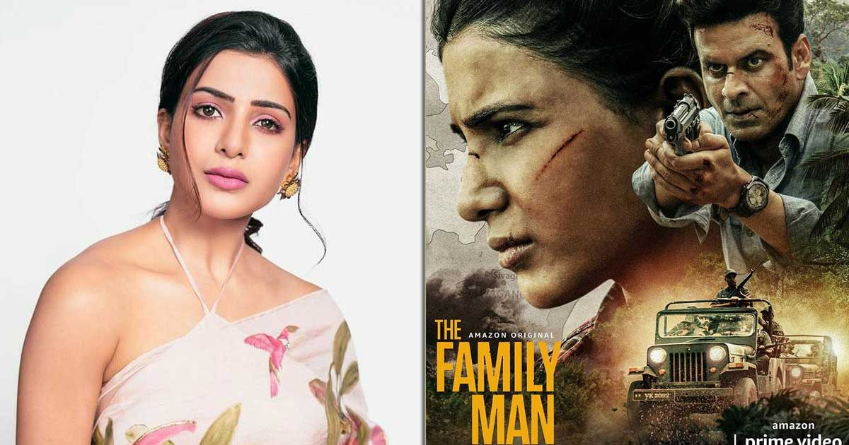 The Family Man 2: Amazon Prime Asked Samantha Akkineni To Keep A Mum On The Ongoing Controversy?
