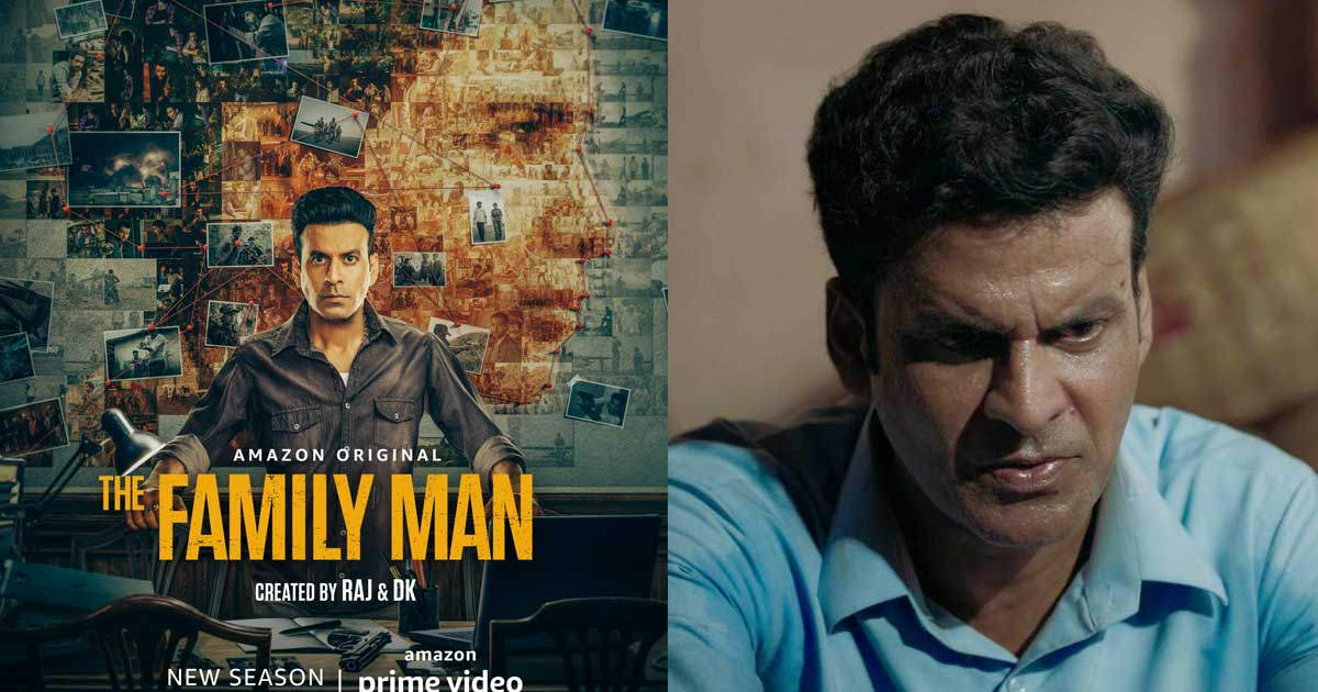"""""""The Family Man Has Never Been A Controversial Show,"""" Says Manoj Bajpayee"""