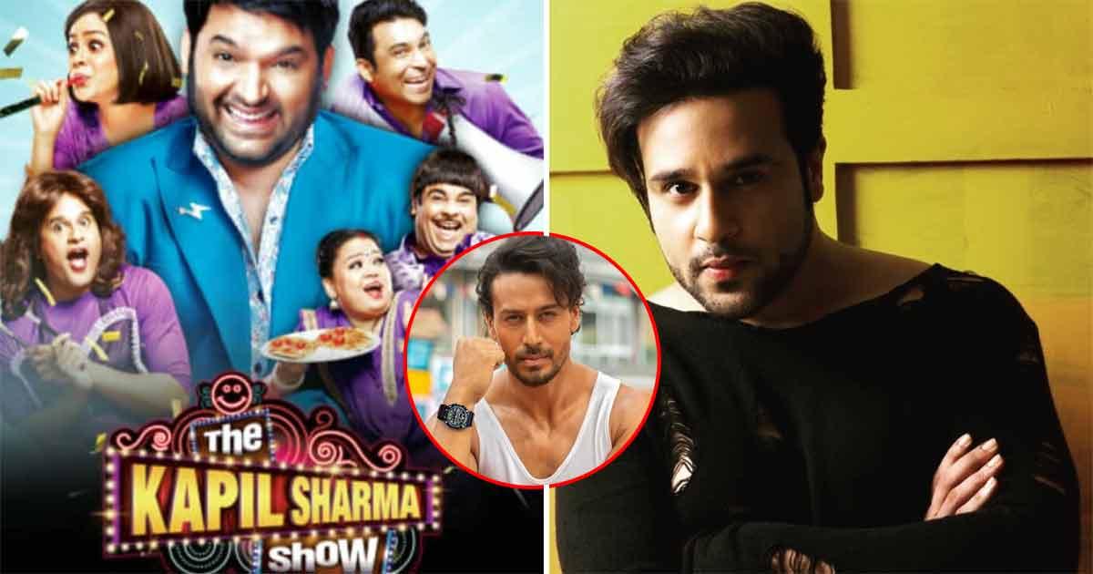 Krushna Abhishek Is Missing The Kapil Sharma Show, Tiger Shroff Responds