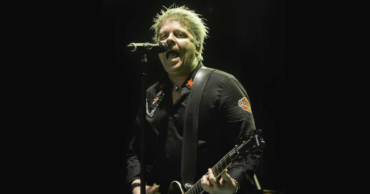 The Offspring's Dexter Holland: Feels Right To Write Songs About What's Going On