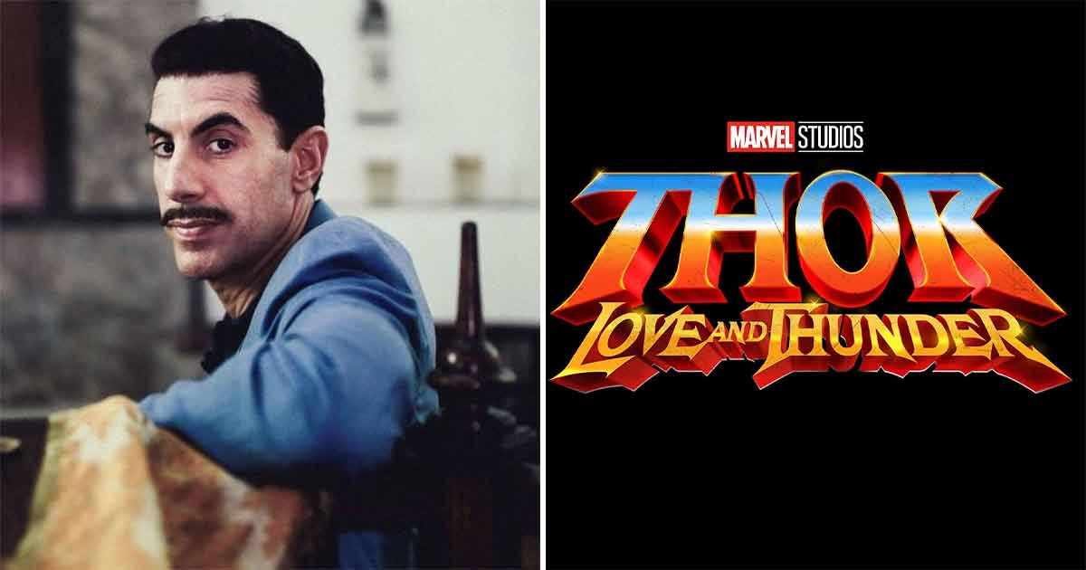 Love And Thunder Team Spotted With Sacha Baron Cohen, Is The Borat Star Joining Chris Hemsworth & Christian Bale?