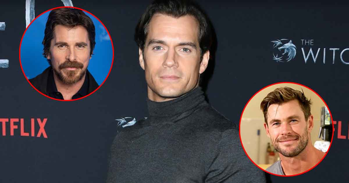Love And Thunder To Now Have Henry Cavill Joining Chris Hemsworth, Christian Bale & Team