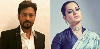 Throwback To When Kangana Ranaut Opened Up About Irrfan Khan Not Wanting To Work With Her