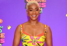 Tiffany Haddish wants to adopt a child who is at least five