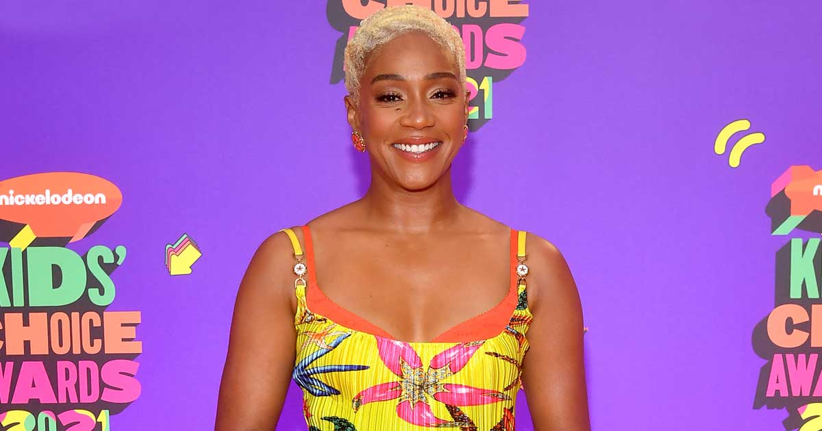Tiffany Haddish Is Taking Parenting Classes To Adopt A Child!