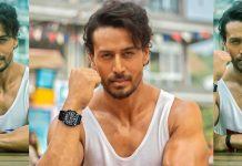 Tiger Shroff completed 7 years in Bollywood, thanks fans